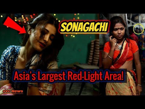 Video Sonagachi, जहां 124 रुपए में बिकती हैं