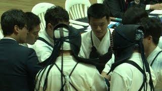 2019 추계 전국 중고등학교 검도대회 고등부 단체전 대동고 VS 광명고