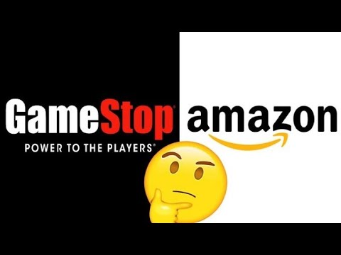 GAMESTOP WANTS TO COMPETE WITH AMAZON