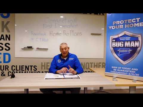 Connecticut Pest Elimination is a family owned and operated Pest Control Company that has been operating in Southern Connecticut since 1992. In this video, Mike
