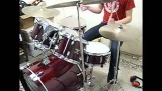 As Cities Burn - Thus From My Lips drum cover