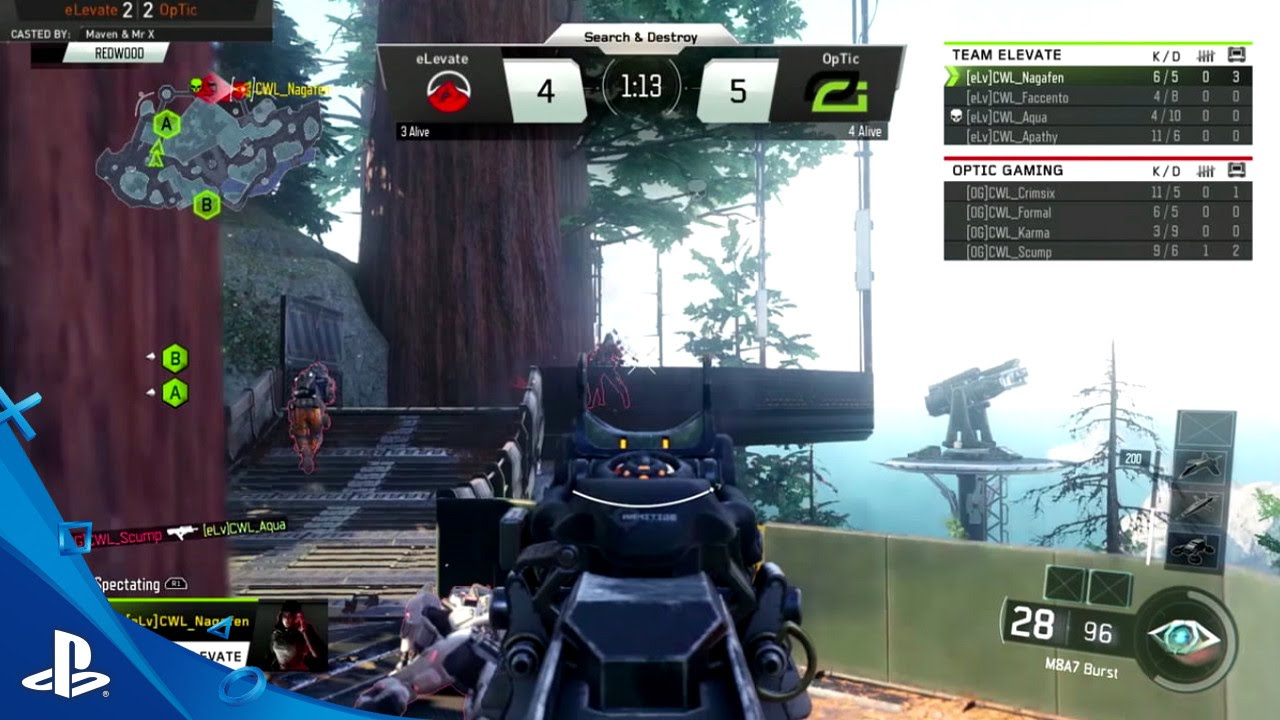 The Top 10 Plays from Call of Duty World League