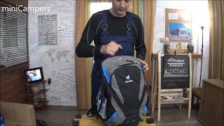 The Deuter Futura 22L Day Pack