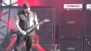 Dark Angel - Never To Rise Again - Live Hellfest 2014