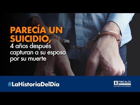 Parecía un suicidio, 4 años después capturan a su esposo por su muerte
