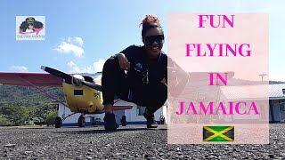 FUN FLYING DAY IN JAMAICA! CONTROLLERS FLY TOO! Vlog