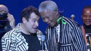 Johnny Clegg (With Nelson Mandela) - Asimbonanga