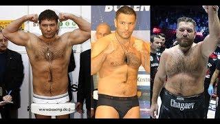 Руслан Чагаев - неверное питание чемпиона