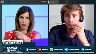 Riccardo Zago a Le Fonti TV: Fib, Dax, Azimut e tanto altro