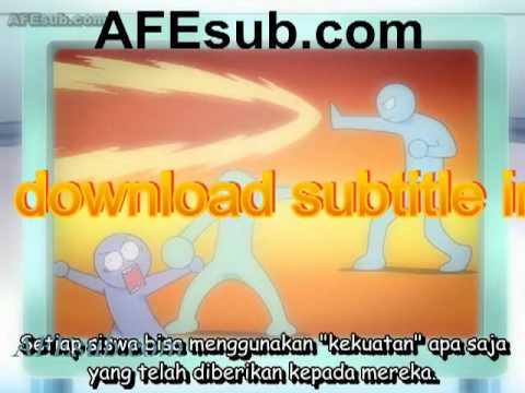 The law Of Ueki Subtitle Indonesia