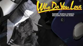Who Do You Love (Wolfgang Voigt GAS Remix) - Robyn (Video)