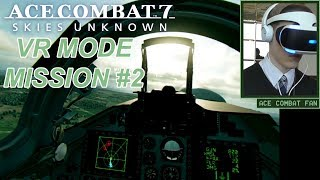 Ace Combat 7   VR Mission #2   Operation Gator Panic   Su-30M2   Gameplay   1080p 60fps