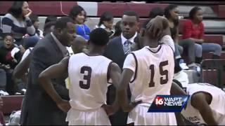 Holmes Central vs. Lanier boys basketball