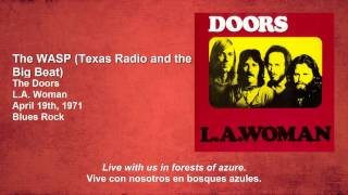 The Doors - The WASP (Texas Radio and the Big Beat) (Subtítulos en Español)