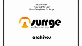 Joshua James - Soul and the Sea (Live for Surrge)