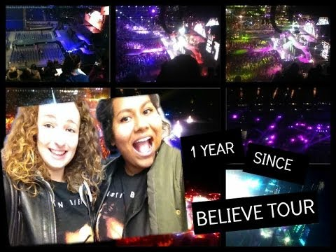 1 YEAR SINCE BELIEVE TOUR
