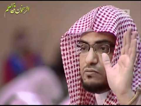 مؤثر للشيخ صالح المغامسي :: بيننا وبين نبينا موعد