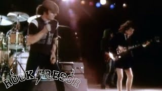 AC/DC - Let Me Put My Love Into You (Promo Clip)