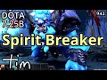 Spirit Breaker Dota 2 | 7.25b | I Love Charging