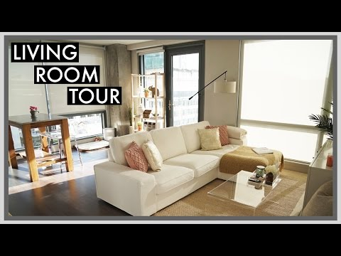 Living Room Tour | ilikeweylie