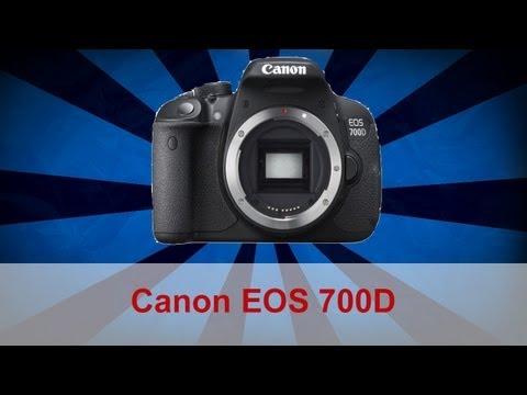 CANON EOS 700D - Nur eine 650D in neuem Karton?