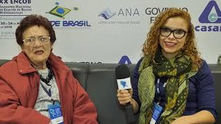 Entrevista com Alice Lorentz de Faria Godinho no XX ENCOB