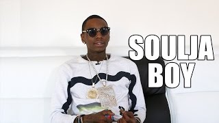 Soulja Boy on Gucci Forehead Tattoo: I Spent $1 Million on Gucci