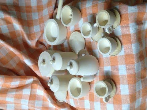 Колибровка и 5 серия Детская посудка(сковорода)