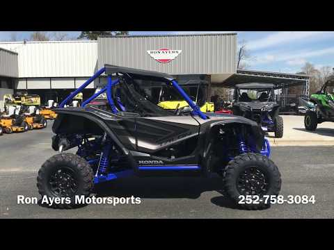 2021 Honda Talon 1000R FOX Live Valve in Greenville, North Carolina - Video 1