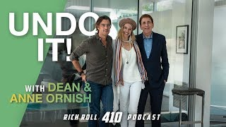 Dr. Dean and Anne Ornish Want You To Live Better | Rich Roll Podcast