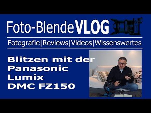 Panasonic Lumix DMC FZ150 - Entfesselt blitzen!