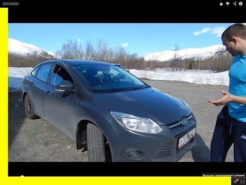 Фото к видео: Знакомство с Ford Focus 3. 1.6. 105 л.с. Седан