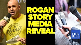 What Rogan controversy reveals about media attacks on Bernie