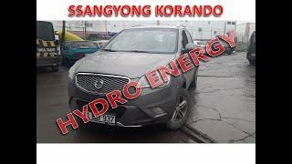 Ssangyong korando hidrojen yakıt sistem montajı