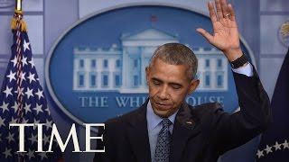 President Obama Defends Commuting Chelsea Manning