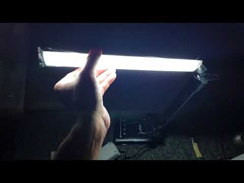 12 W Schreibtischlampe mit Usb Anschluss? 5 Farbtemperaturen AUKEY LED
