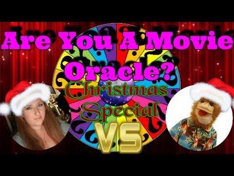 Are You A Movie Oracle?🎥🔮 Christmas Special: Ashleigh vs Bongo