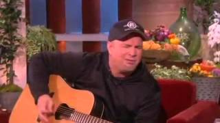 Garth and Ellen Sing Along on Ellen show