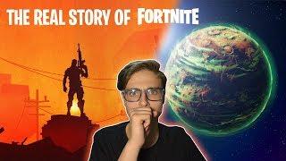Η πραγματική ιστορία του Fortnite