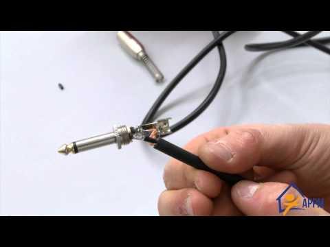 Come riparare un cavo jack