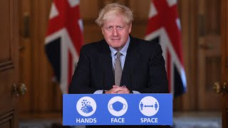video: Boris Johnson insists controversial new Brexit legislation is a 'safety net' as Tory concern grows