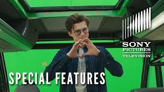 VIDEO: SPIDER-MAN: FAR FROM HOME – Special Features Preview