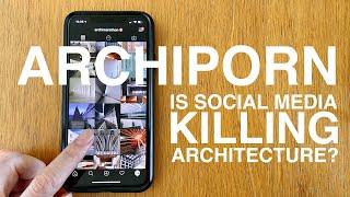 Archiporn - Is Social Media Killing Architecture? | Feat. Tianjin Binhai Library By MVRDV