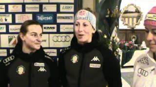 Video - Brignone intervista le azzure dello slalom di Flachau | FISI Official | FISI Official