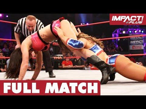 Madison Rayne vs Brooke Tessmacher: FULL MATCH (Hardcore Justice 2012) | IMPACT Full Matches