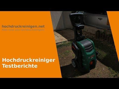 Bosch AQT 37-13+ Hochdruckreiniger im Test - hochdruckreinigen.net