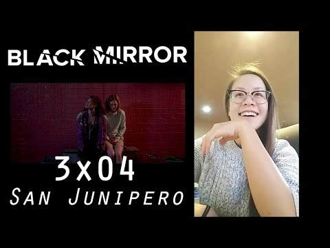 Rin watches Black Mirror 3x04 - San Junipero