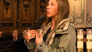 Anna Golędzinowska - Ocalona z piekła