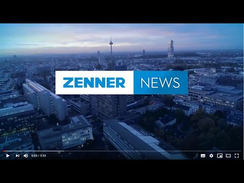 Our new Video channel: ZENNER News