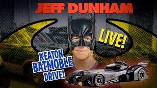 As promised I drove the 1992 Keaton Batmobile to World Famous Supercar Sunday